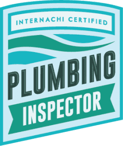 plumbing inspection services logo